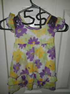 Baby girl dresses 1 to 2 year old