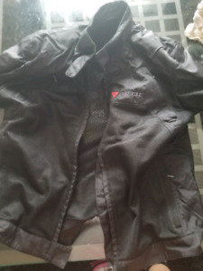 DAINESE fall/spring jacket