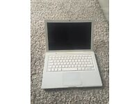 White Broken 13.3 MacBook 2009. Does not power up. For parts/spares. Offers Accepted.