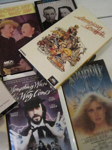 WOW PRICE - VHS Tapes in Best Condition - BEATLES, KINKS... Peterborough Peterborough Area image 5