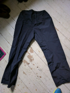 Goretex hike pants