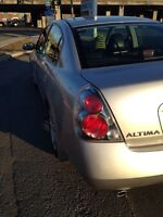 2005 NISSAN ALTIMA 3.5SE FULLY LOADED LEATHER FOR SALE
