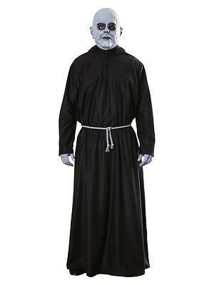 New Old Time Creepy Uncle Fester Addams Family Costume Fancy Dress Halloween](Old Time Creepy Halloween Costumes)