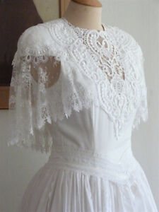 Robe de mariée vintage / vintage wedding dress