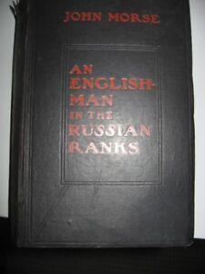 An Englishman in the Russian Ranks-John Morse