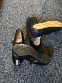 Footwear for girls size 13