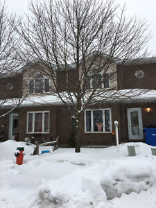 Semi-Detached with Fully Finished Basement In Plateau hull