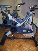 Velo spinning commerciale Star Trac