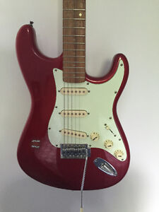 Stratocaster Style Electric Guitar Kitchener / Waterloo Kitchener Area image 3
