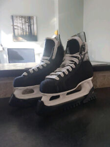 Boy's Size 4 Hockey Skates