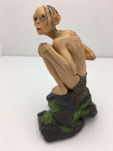 SMEAGOL THE LORD OF THE RINGS THE TWO TOWERS SCULPTURE BY JAMIE