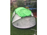 Coleman Gailano 4 man tent WITHOUT carry case