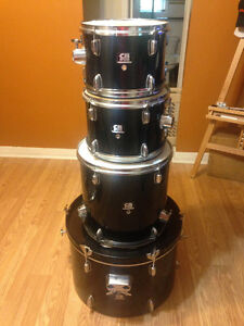 CB SPECIAL SERIES DRUM SET(+ xtra)-GREAT CHRISTMAS PRESENT!!