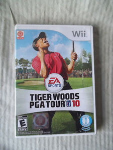 Wii - Tiger Woods PGA Tours 10, 11