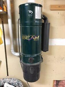 Beam Central Vacuum