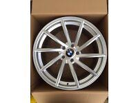 "BRAND NEW 19"" BMW M3 M4 M5 M6 VOSSEN ALLOYS- DEEP CONCAVE- E90 E92 4 series 5 series ***"