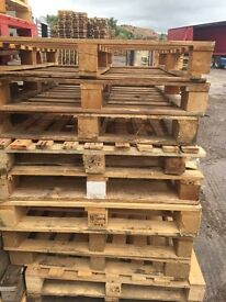 Pallets wanted free pickup