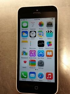 Rogers iPhones, 5C White 16gb, 4S White 16gb, 4 Black 8gb