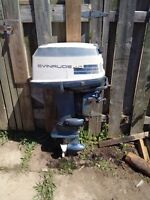 40 Evinrude for parts or repair