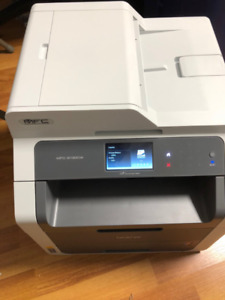 Brother MFC-9130CW Wireless All-In-One Colour Laser Printer