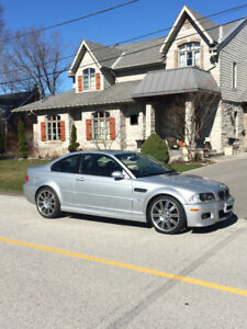 BMW M3 M SPORT E46 COUPE SMG 2 LIKE NEW