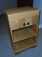 Small Bedside Night Stand-Great for students