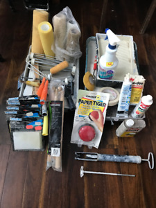 Painting Equipment - Everything You Need!