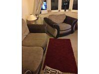 sofa bed footstool