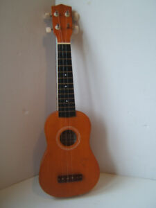 "Ukulele 21"" - Needs Strings"