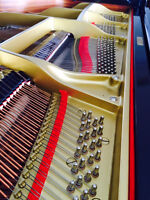 Magnificent YAMAHA GRAND PIANO A1 showroom condition