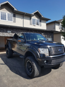 2012 Ford F-150 SuperCrew Harley Davidson Pickup Truck