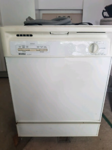 Kenmore Dishwasher and hose