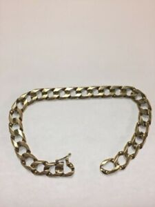 14k gold bracelet 30 grams