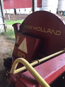 New Holland 60 Forage blower London Ontario image 2