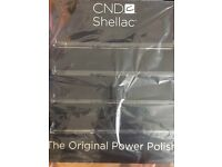 CND shellac 5 tier wall mount + more