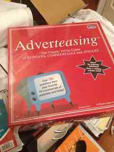 Adverteasing - Brand New in Wrapper
