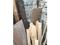 free rafter offcuts