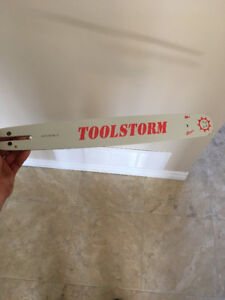 Toolstorm 18inch Chainsaw Bar