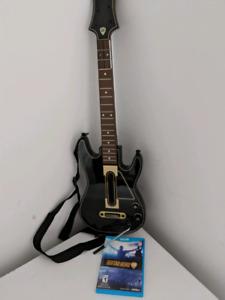 Guitare hero wii u