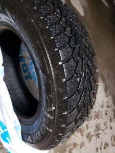 Honda Civic Winter Tires P185/70R14 S  - 16 In