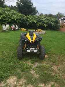 2015 can am renegade 1000xxc 10000$
