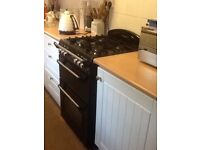 Leisure gas cooker