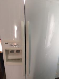 used fridge/freezer