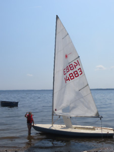 Looking for used Laser Sailboat