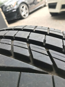 19 inch (245/45R/19) Runflat Summer Tire - Goodyear Excellence
