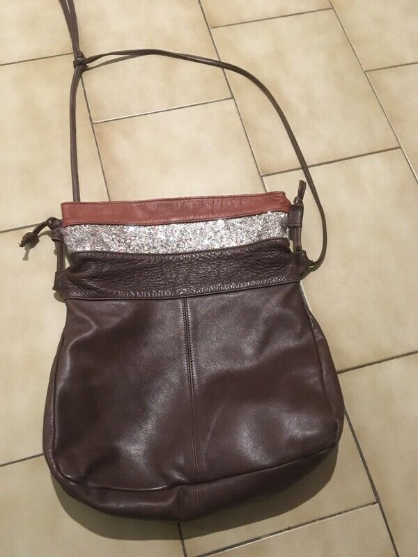 Estellon sac cuir