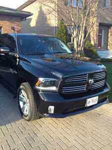 2015 Dodge Ram 1500 Sport-Possible trade for C5 Vette plus cash