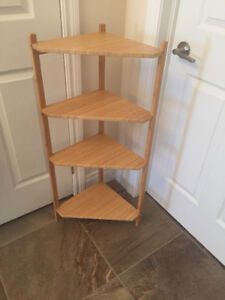 Ikea Ragrund 4 shelf corner unit