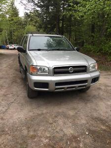 2003 Nissan Pathfinder Chilkoot Édition 4x4  1450$