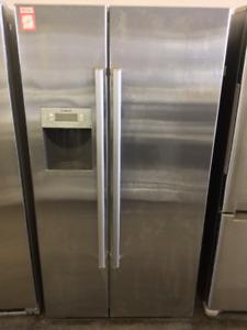 """Bosch Stainless Steel Double Door 36"""""""